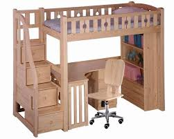 plans for bunk bed with desk underneath feb bunk bed desk