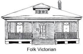 City of Houston   Historic Preservation Manual   Houston Heights        Folk Victorian