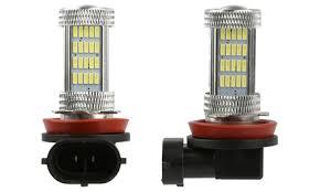 Super Bright <b>Energy Saving</b> H11 Fog LED Light Bulb (<b>4</b>-<b>Piece</b>)