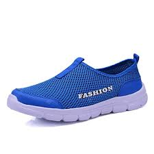 Unisex Summer <b>Breathable Mesh Men Shoes</b> Lightweight Sneakers ...