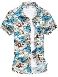 <b>LONMMY 5XL 6XL 7XL</b> Flower mens shirts Casual floral shirt men ...