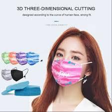 Washable <b>Dust</b>-<b>proof</b> Printing <b>Masks</b> Breathable Comfortable <b>Mask</b> ...