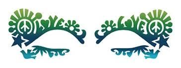 Купить <b>наклейки на глаза</b> dovechild festival Face Lace, цены и ...