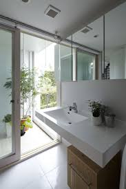 architecture small bathroom with white interior decorating ideas plus wall wash basin with faucet and architects sliding door office