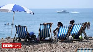 Heatwave: <b>2018</b> was the joint hottest <b>summer</b> for UK - BBC News