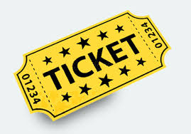 Image result for chance ticket
