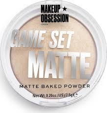 <b>Makeup Obsession Компактная пудра</b>, Cabo, 7,5 г — купить в ...