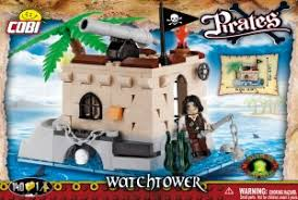 """Пластиковый <b>конструктор COBI</b> """"<b>Сторожевая башня</b> Watchtower ..."""