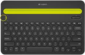 <b>Клавиатура Logitech Bluetooth Multi</b>-<b>Device Keyboard</b> K480 купить ...