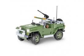 <b>Конструктор COBI</b> Военный <b>Jeep</b> Wrangler (Джип Вранглер) COBI ...