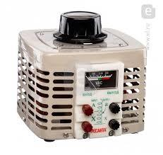 <b>Автотрансформатор</b> (<b>ЛАТР</b>) <b>Ресанта</b> TDGC2-1 220/0–250В 4А ...