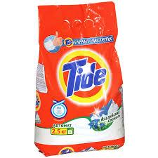 <b>Порошок стиральный Tide</b> автомат альпийская свежесть, 2.5 кг ...