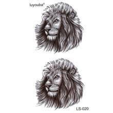 Распродажа Татуировка Льва - товары со скидкой на AliExpress