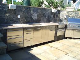 Cleveland Kitchen Cabinets Stainless Steel Outdoor Kitchen Cabinets Best Kitchens Cleveland