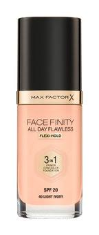 Max Factor <b>Facefinity All</b> Day Flawless 3 В 1 Foundation 40 Light Ivory