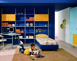 themed kids room designs cool yellow:  kids bedroom bedrooms charming blue and yellow boys bedroom theme inspiration with yellow pillow yellow