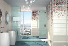 blue bathroom tile ideas: blue and white tiles bathroom setsdesignideas com light
