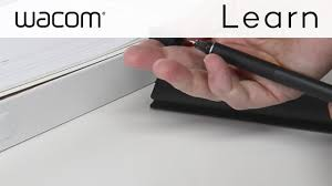 Upgrading Your <b>Wacom Intuos</b> Pro to Paper Mode - YouTube