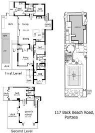 Split Level Beach Home in Back Beach   HomeDSGNSplit Level Beach Home in Back Beach