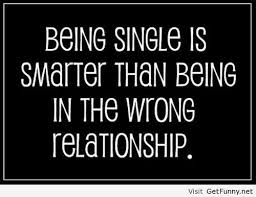 Being single is… - Funny Pictures, Funny Quotes, Funny Memes ... via Relatably.com