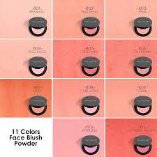 83% OFF <b>FOCALLURE Blush Powder</b> Natural <b>Blusher</b> Makeup