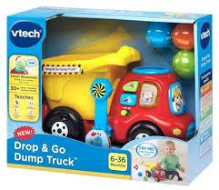 Купить Интерактивная развивающая <b>игрушка VTech Самосвал</b> ...