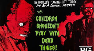 Image result for children shouldn't play with dead things