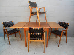 dining chairs fbbed stunning set of four jens risom for knoll studio dining chairs walnut