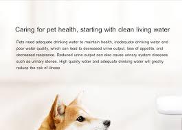 Original <b>Xiaomi Kitten Puppy</b> Pet Water Dispenser Smart Dog Cat ...