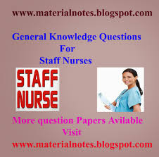 general knowledge questions for staff nurses 01 materialnotes general knowledge questions for staff nurses 01