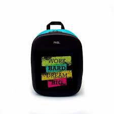 <b>Рюкзак</b> с LED-дисплеем <b>PIXEL ONE</b> - BLUE SKY голубой купить в ...