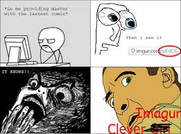 Clever girl rage comic 9 | Clever Girl | Know Your Meme via Relatably.com