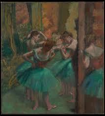Edgar Degas   Dancers, <b>Pink</b> and <b>Green</b>   The Metropolitan Museum ...