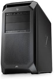 Компьютер <b>HP</b> Z8 G4 Workstation (2WU47EA) - купить в интернет ...