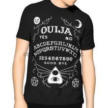 Новая <b>футболка</b> Ouija, черная <b>футболка</b> Kill occent Spirit ...