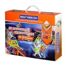 Детский <b>конструктор Магникон Карусель</b> МК-46 - лучшая цена на ...