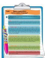 english teaching worksheets  space tourismenglish worksheets  essay about space tourism