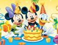 「ミッキーの誕生日」の画像検索結果