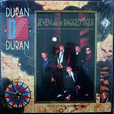Duran <b>Duran</b> – <b>Seven</b> And The Ragged Tiger (LP, Album, RE + 12 ...