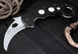Фантастические керамбиты от <b>Fox</b> Knives