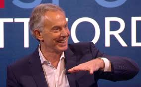 tony blair so passionate about blocking hard brexit he is asked if that could mean voting liberal democrat he replied what i m advocating mean that it mean labour it mean people vote tory