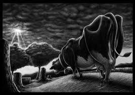 Resultado de imagen de la vaca cega