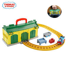<b>Original Thomas And Friends</b> Machine Room Garage Suit Alloy ...