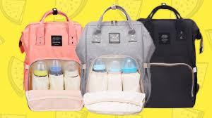<b>Сумка</b>-<b>рюкзак</b> для <b>мамы</b> Baby Mo (Mummy <b>Bag</b>) - YouTube