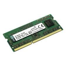Оперативная <b>память Kingston</b> SO-DIMM <b>DDR3L</b> 4Gb 1600MHz pc ...