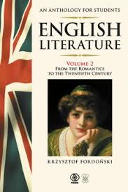 English Literature An Anthology for Students - Krzysztof Fordoński ...