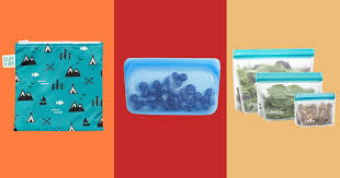 8 Best Reusable, Eco-Friendly <b>Food Storage Bags</b> 2020 | The ...