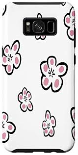 <b>Funny Cute Flowers</b> Mandala Gift Co.Galaxy S8+ Flower Drawing ...