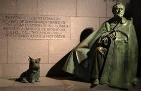 fdr   quot i welcome their hatred quot    democratic underground