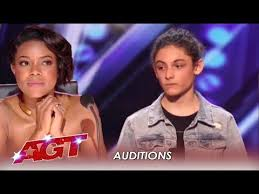 Benicio Bryant: Judges Did NOT Expect This Shy Boy's Voice ...